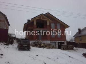 Готовый дом под отделку