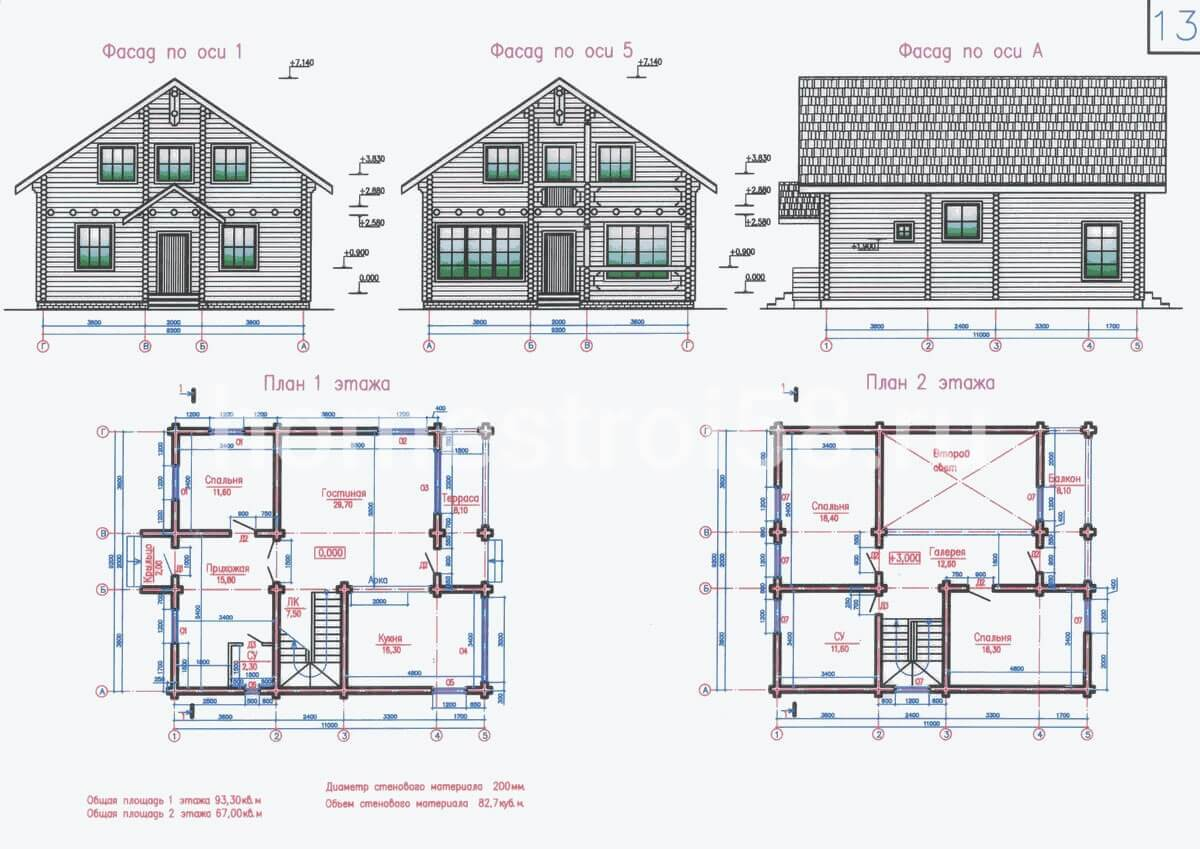 Проектирование дома своими руками: как сделать проект дома самому 19
